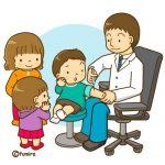 「インフルエンザ予防接種」受付中